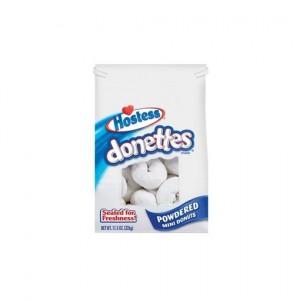 donuts, powdered, hostess