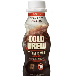 Shamrock Cold Brew Coffee