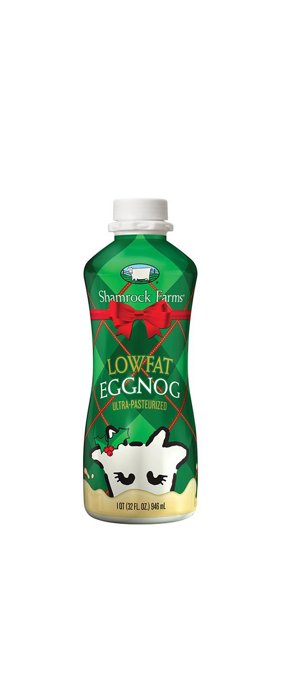 Shamrock Eggnog